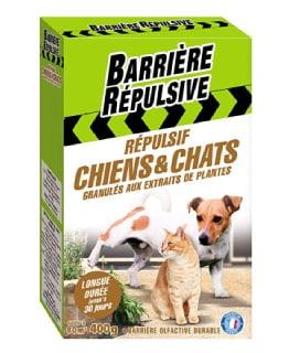 Répulsif chat olfactif en granulés - Chiengra4