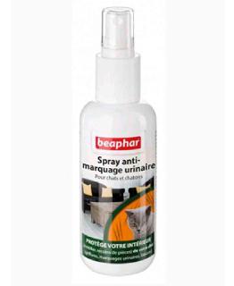 Spray répulsif chat intérieur Educ'chat de Beaphar